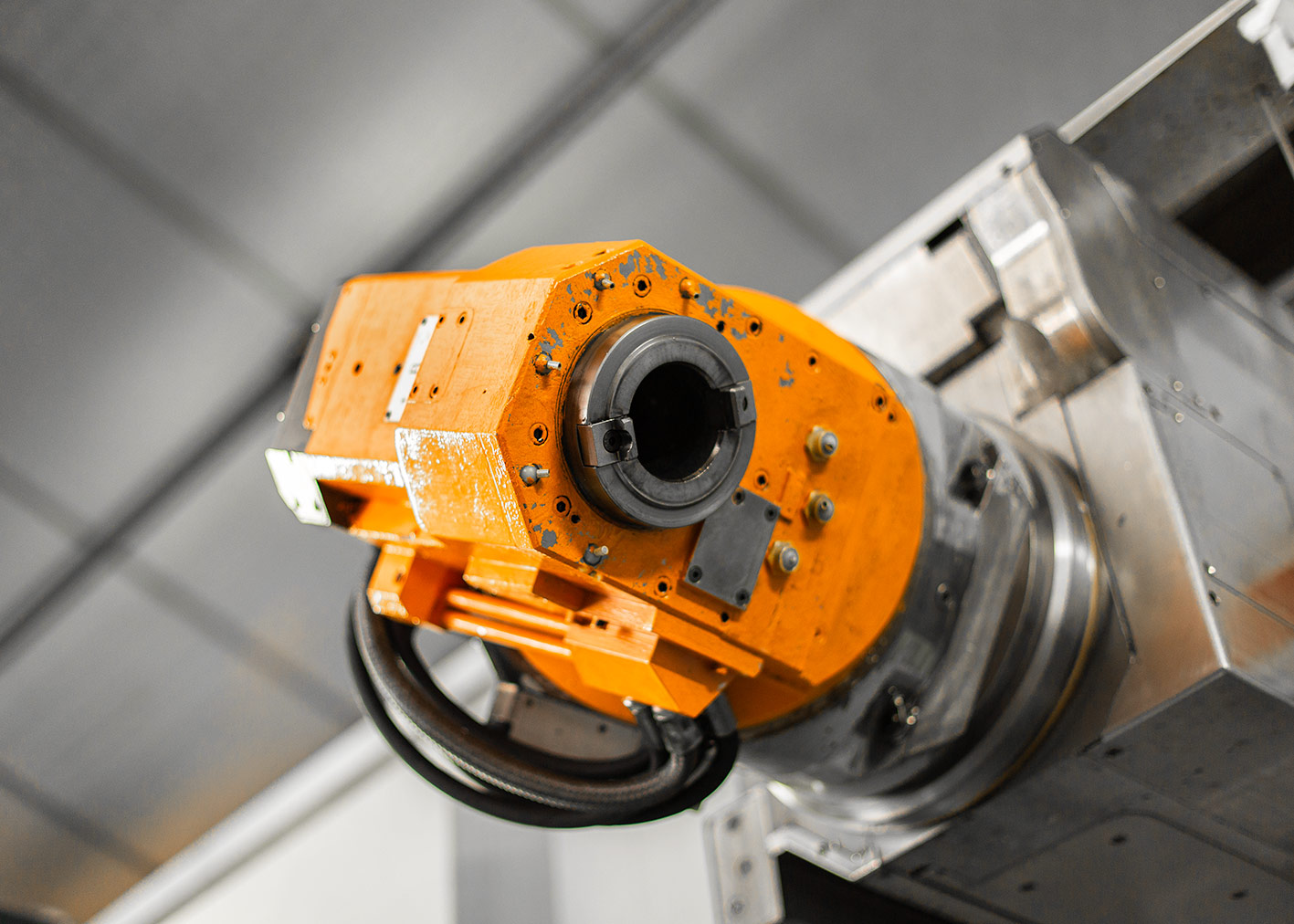 Reiden BFR24 fraisage atelier reco mecanique valais sierre salgesch