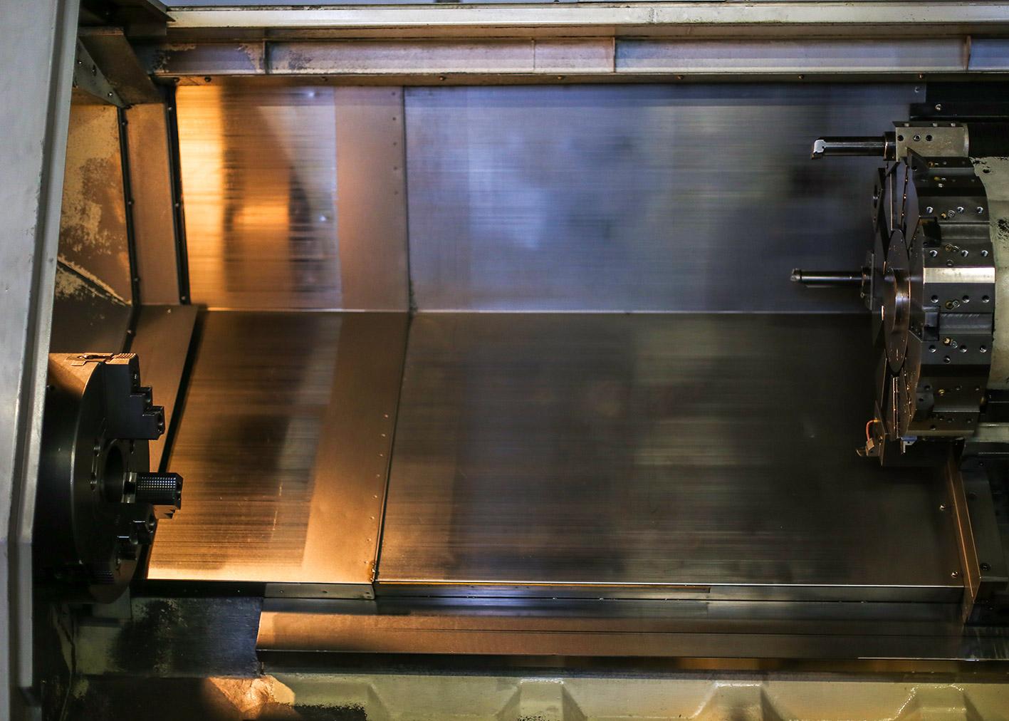 daewoo puma 400L tournage atelier reco mecanique valais salgesch