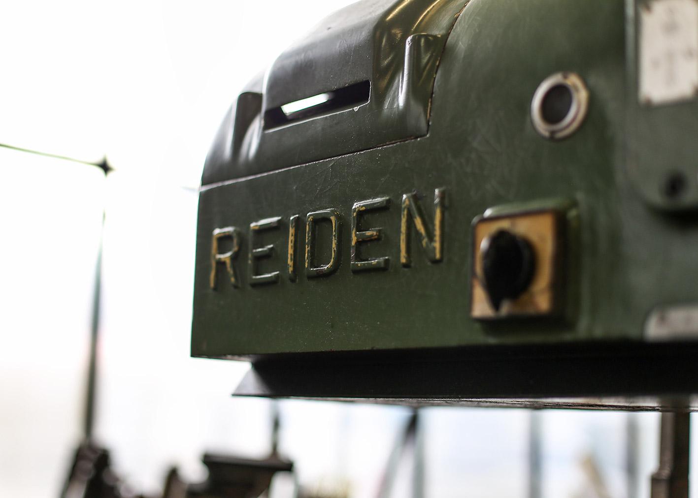 fraisage conventionnel reiden HF300 reco mecanique valais salgesch