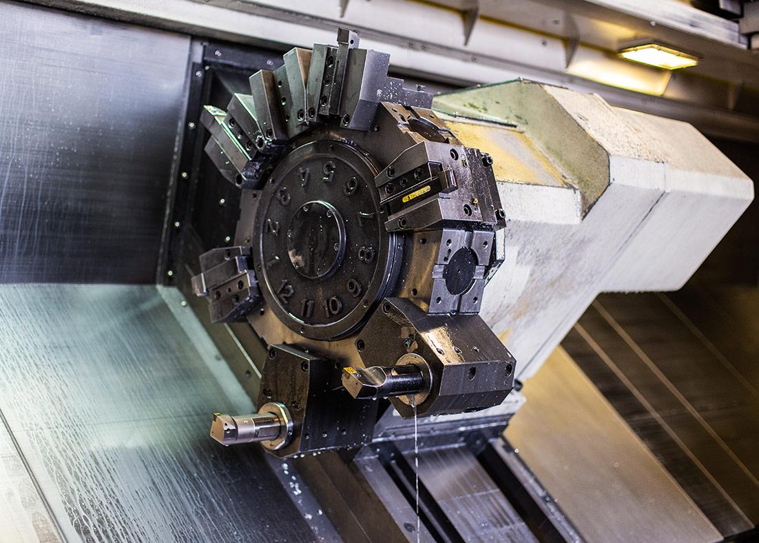 puma 700 LM tournage reco mecanique valais salgesch