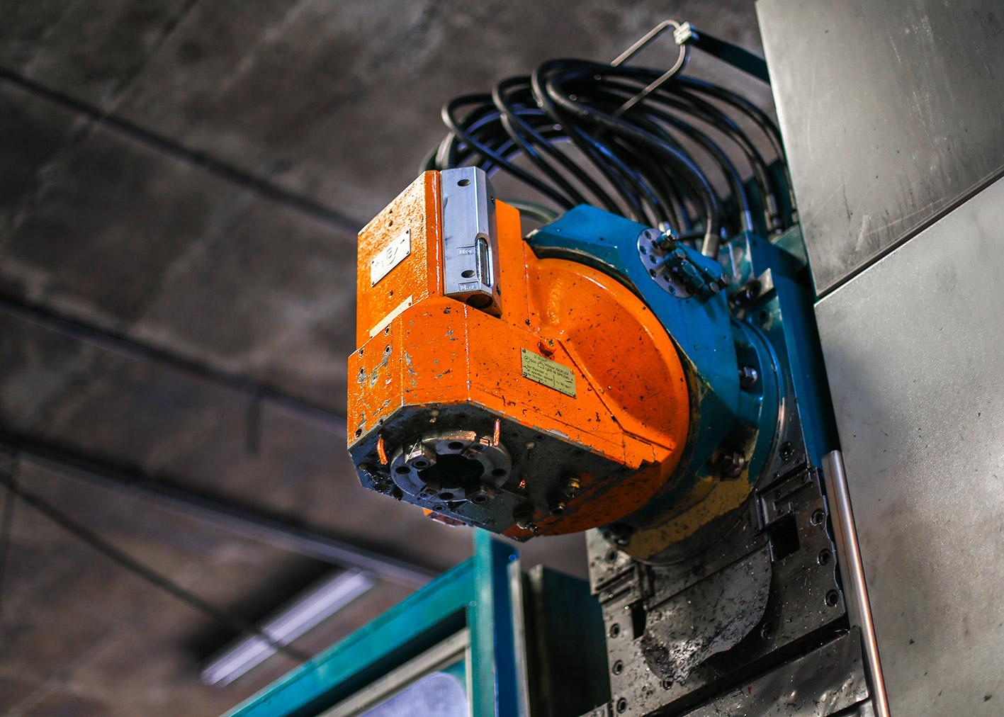 reiden BF 5L tournage atelier reco mecanique valais salgesch