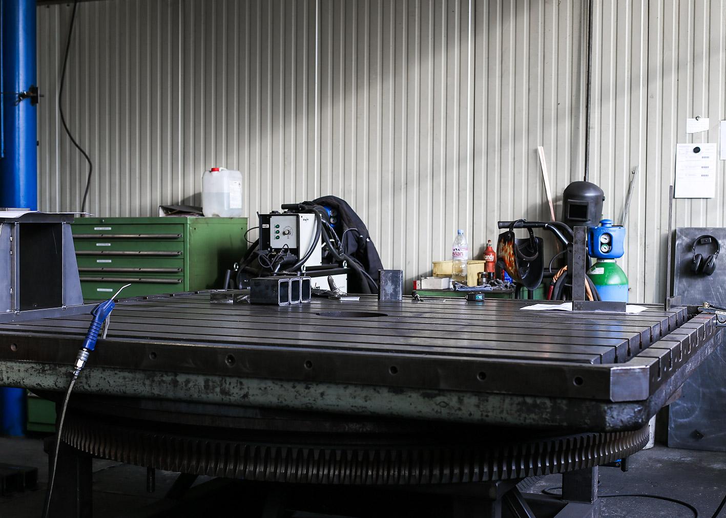 soudure atelier reco mecanique valais salgesch