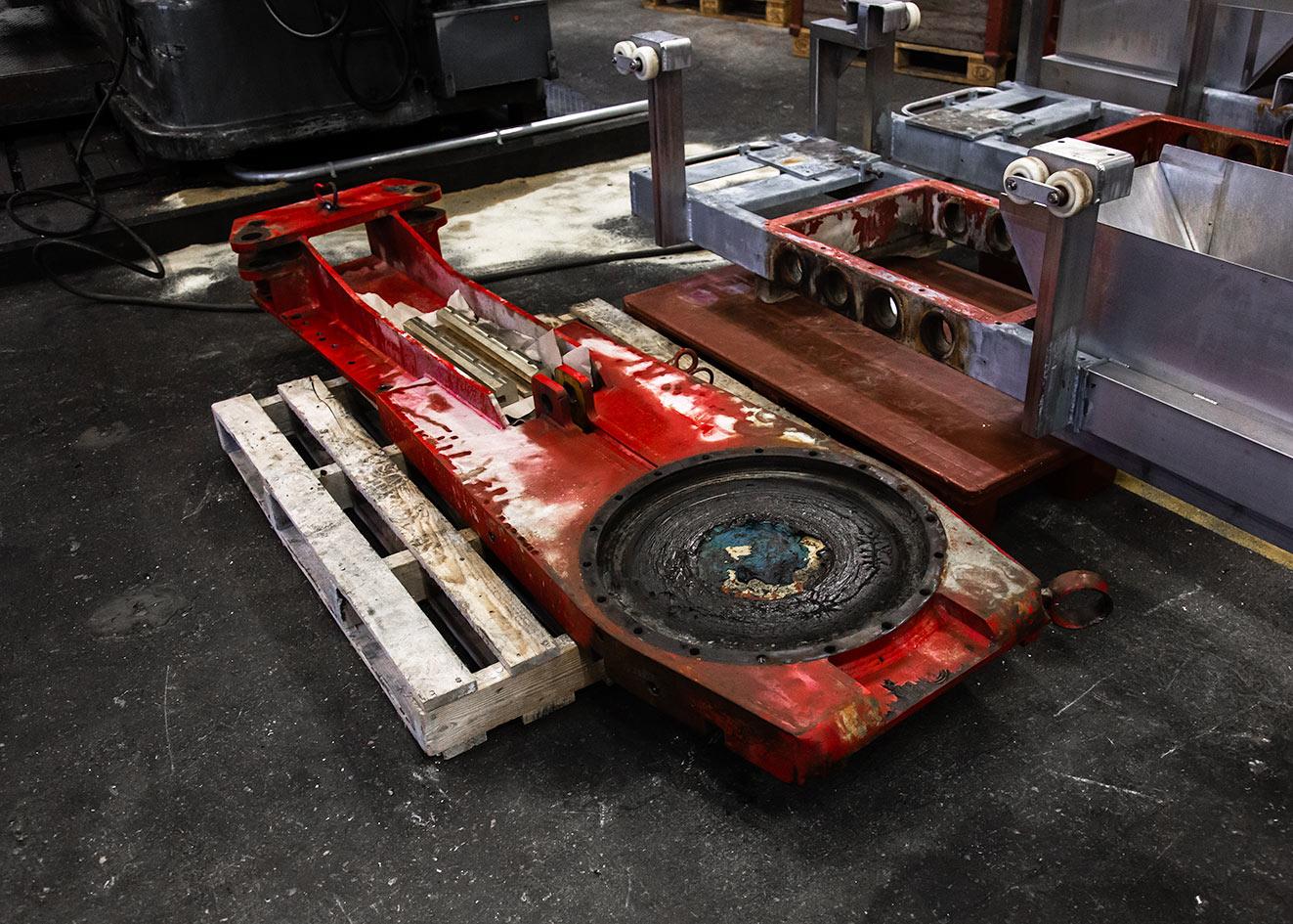 reparation atelier reco mecanique valais salgesch suisse sierre